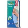 PAMPERS Active baby № 6 (16+ кг)